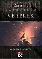Ravenloft Gazetteer: Verbrek