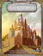 Noblecrumpet's City Generator