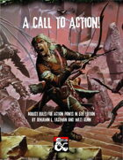 A Call to Action! Robust Rules for Action Points in 5th Edition