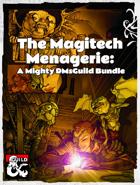Magitech Menagerie Bundle [BUNDLE]
