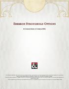 Eberron Strongholds