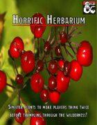 Horrific Herbarium