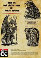 Guía de Malthekis para la Magia Arcana