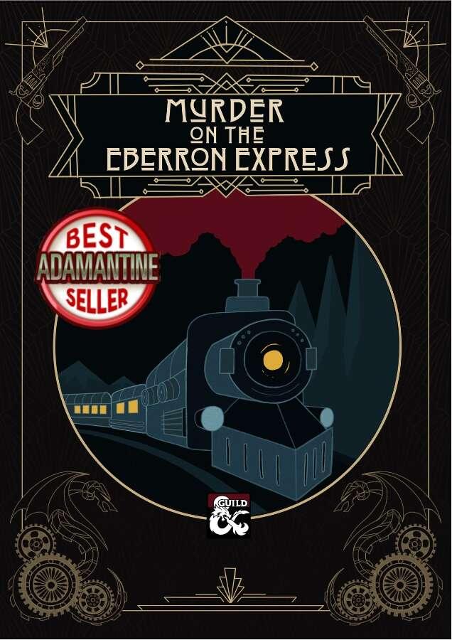 Murder on the Eberron Express