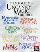 The Emporium of Uncanny Magic [BUNDLE]