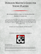 Dungeon Masters Guide for Young Players
