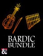The Bardic Bundle [BUNDLE]