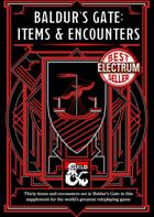 Baldur's Gate: Items & Encounters (5e)