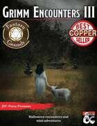 Grimm Encounters III (Fantasy Grounds)