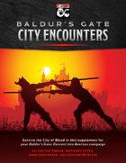 Baldur's Gate: City Encounters