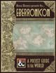 Eberronicon: A Pocket Guide to the World