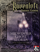 Midwinter Ghost Stories