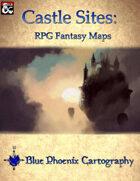 Castle Sites 5E Conversion Guide and RPG Maps