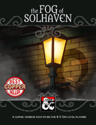 The Fog of Solhaven