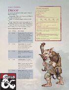 Goblin Sidekick