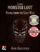 Monster Loot – Eberron: Rising from the Last War (Fantasy Grounds)