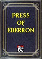 Press of Eberron