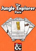 The Jungle Explorer Pack