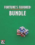 Fortune's Favored [BUNDLE]