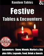 Festive Tables and Encounters for the Holiday Season