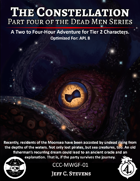 CCC-MWGF-01 The Constellation (Part Four of the Dead Men Series)