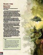Mage-king Workbook