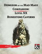 DotMM Companion 20: The Runestone Caverns