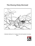 The Missing Misty Mermaid