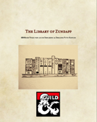 The Library of Zundapp - 600 Book Titles.