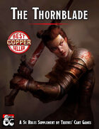 Warlock Patron: The Thornblade