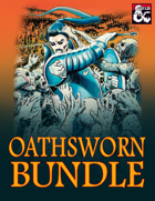 The Oathsworn Bundle [BUNDLE]