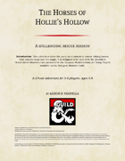 The Horses of Hollie's Hollow