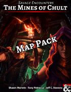 The Mines of Chult Map Pack