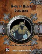 Book of Races: Gendarak