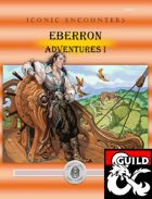 Iconic Encounters - Eberron Adventures I