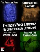 Eberron's First Campaign [BUNDLE]