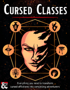 Cursed Classes (Fantasy Grounds)