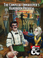 The Compleat Innskeeper's Handbook Preview