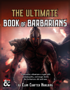 The Ultimate Book of Barbarians
