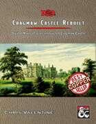 Cragmaw Castle Rebuilt (Maps)