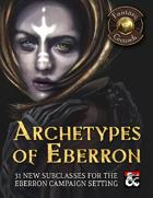 Archetypes of Eberron (Fantasy Grounds)