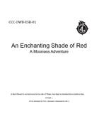CCC-DWB-ESR-01 An Enchanting Shade of Red