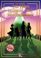 Hero's Handbook Vol. 1 - Class Option Compendium