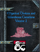 Mystical Devices and Wondrous creations Volume 2