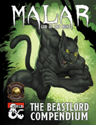 Malar: The Beastlord Compendium (Fantasy Grounds)