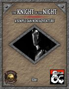 The Knight of the Night