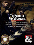 The Palace of Pain's Pleasures (Fantasy Grounds)