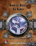Book of Races: Ice Elves
