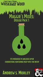 Maggie's Mixes: Disease Pack 1