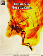 Infernal War Machine Upgrades